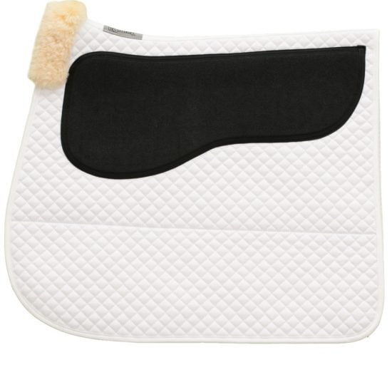 white-saddlepad
